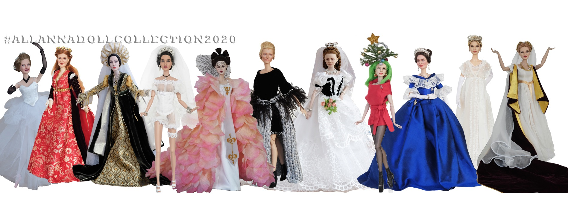 allannadoll collection 2020