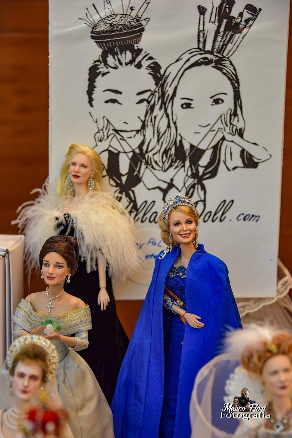 RFDS Roma Fashion Doll Convention 2018, Charity