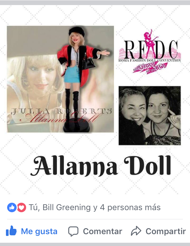 Charity Roma Fashion Doll Convention 2017